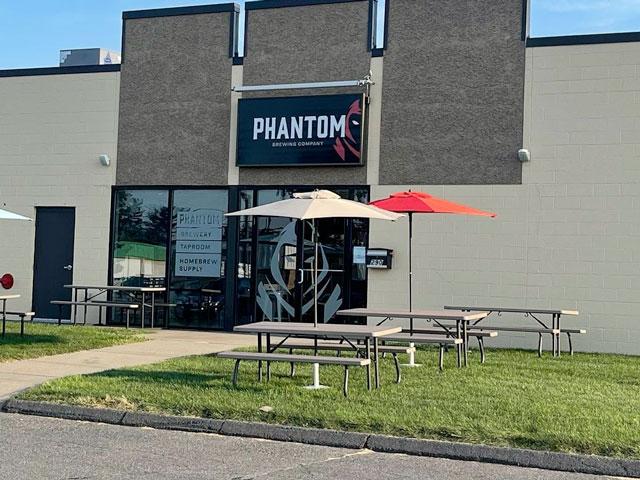Phantom Brewing Company, 290 Murphy Road, Hartford, CT 06114