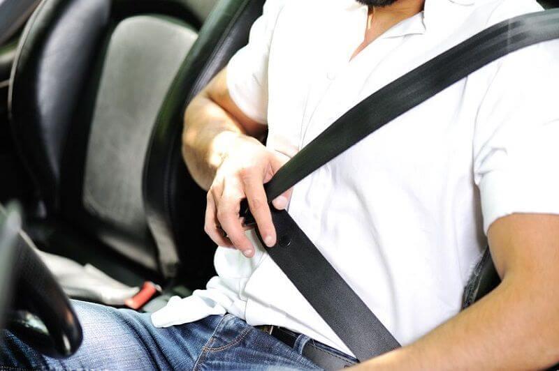 seat belt defense