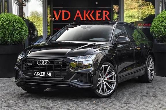 Audi Q8 55 TFSI 2X S-LINE+PANO.DAK+23INCH+BLACKLOOK NP.154K