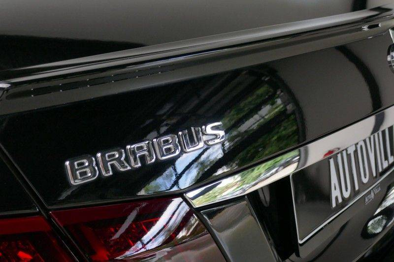 Mercedes-Benz E-Klasse 63 AMG - B63 BRABUS Unieke auto afbeelding 14