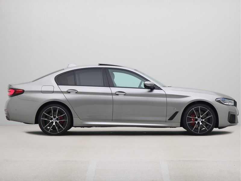 BMW 5 Serie Sedan 545e xDrive High Executive Edition afbeelding 2