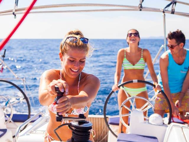 Sail Turkey's Turquoise Coast with luxury yacht rentals