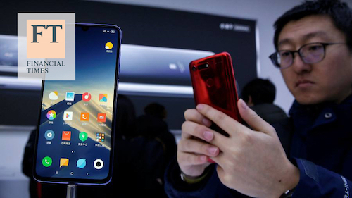 Huawei courts app makers despite sanctions threat to its devices