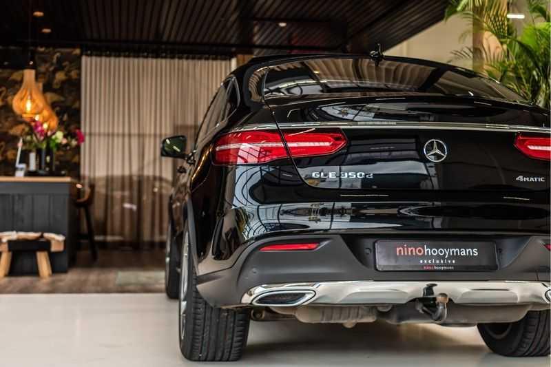 Mercedes-Benz GLE Coupé 350 d 4MATIC AMG | Trekhaak | Comand | Camera | panoramadak | Apple Car Play | Privacy glas | BTW | afbeelding 2