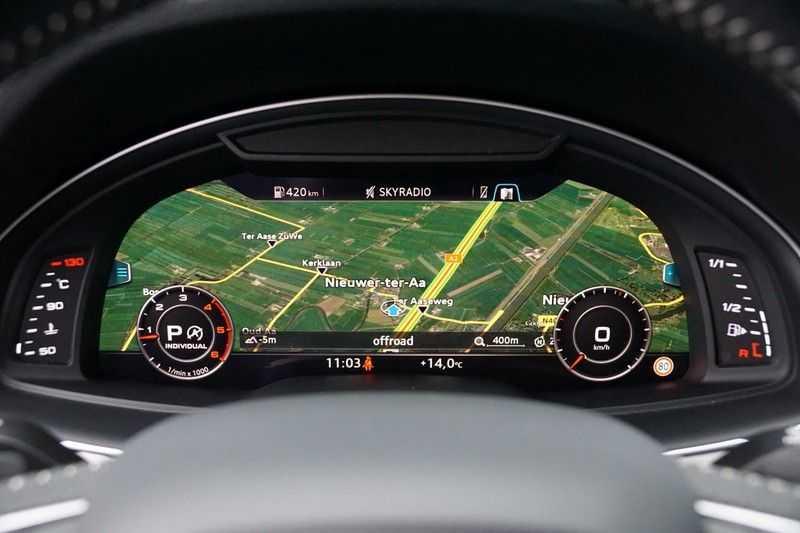 Audi Q7 3.0 TDI quattro Pro Line S S-Line / Head-Up / ACC / Side & Lane Assist / Sepang / 45dkm NAP! afbeelding 25