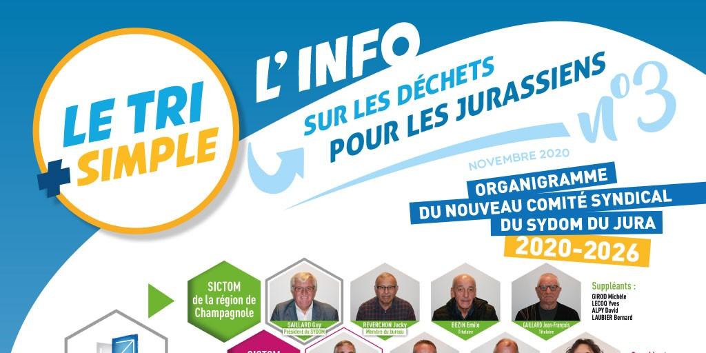 Info tri 3 - Sydom du Jura