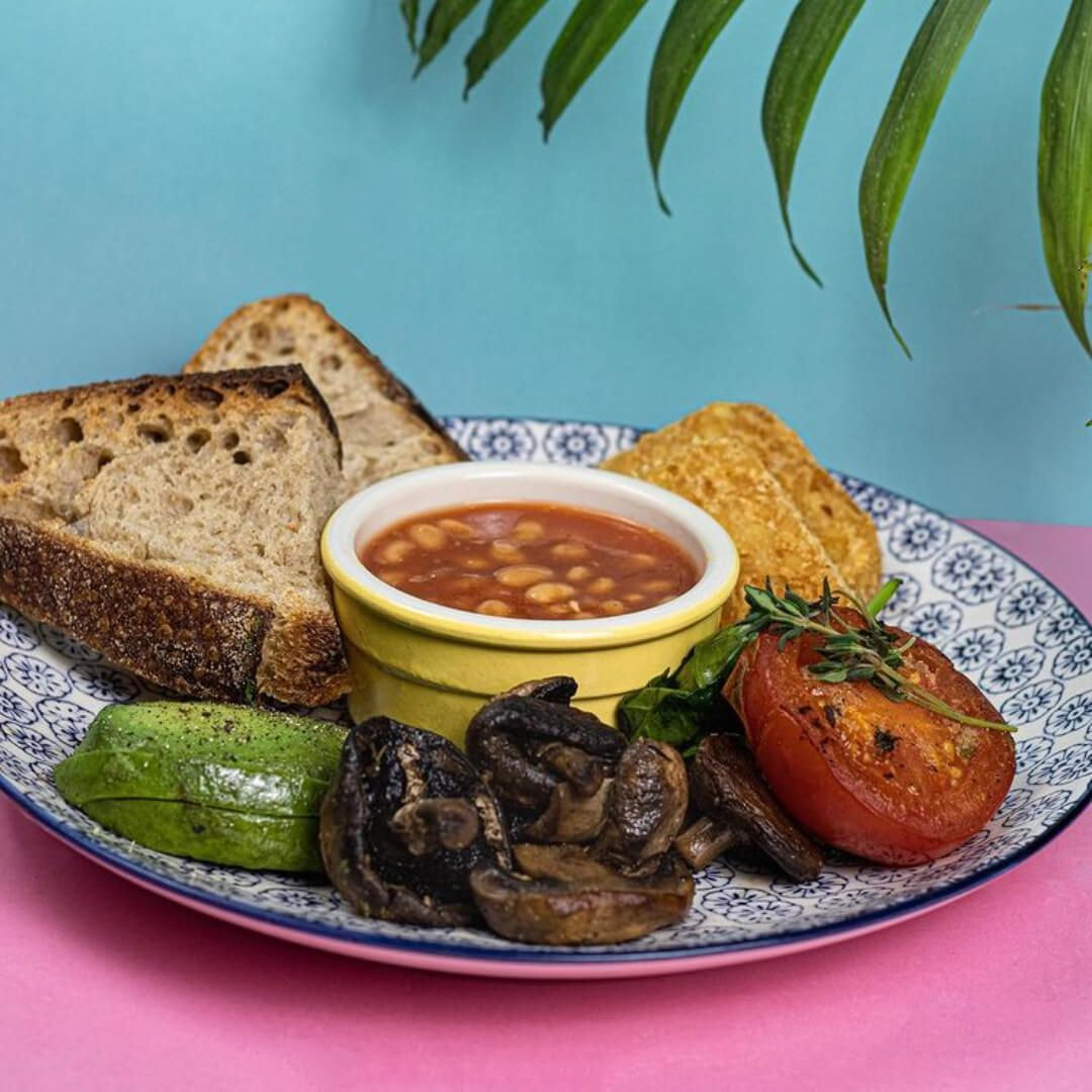 Sebbys English Breakfast