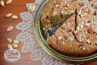 Gâteau au Sorgho