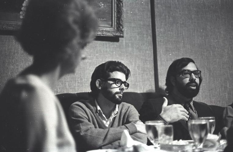 George Lucas, Francis Coppola