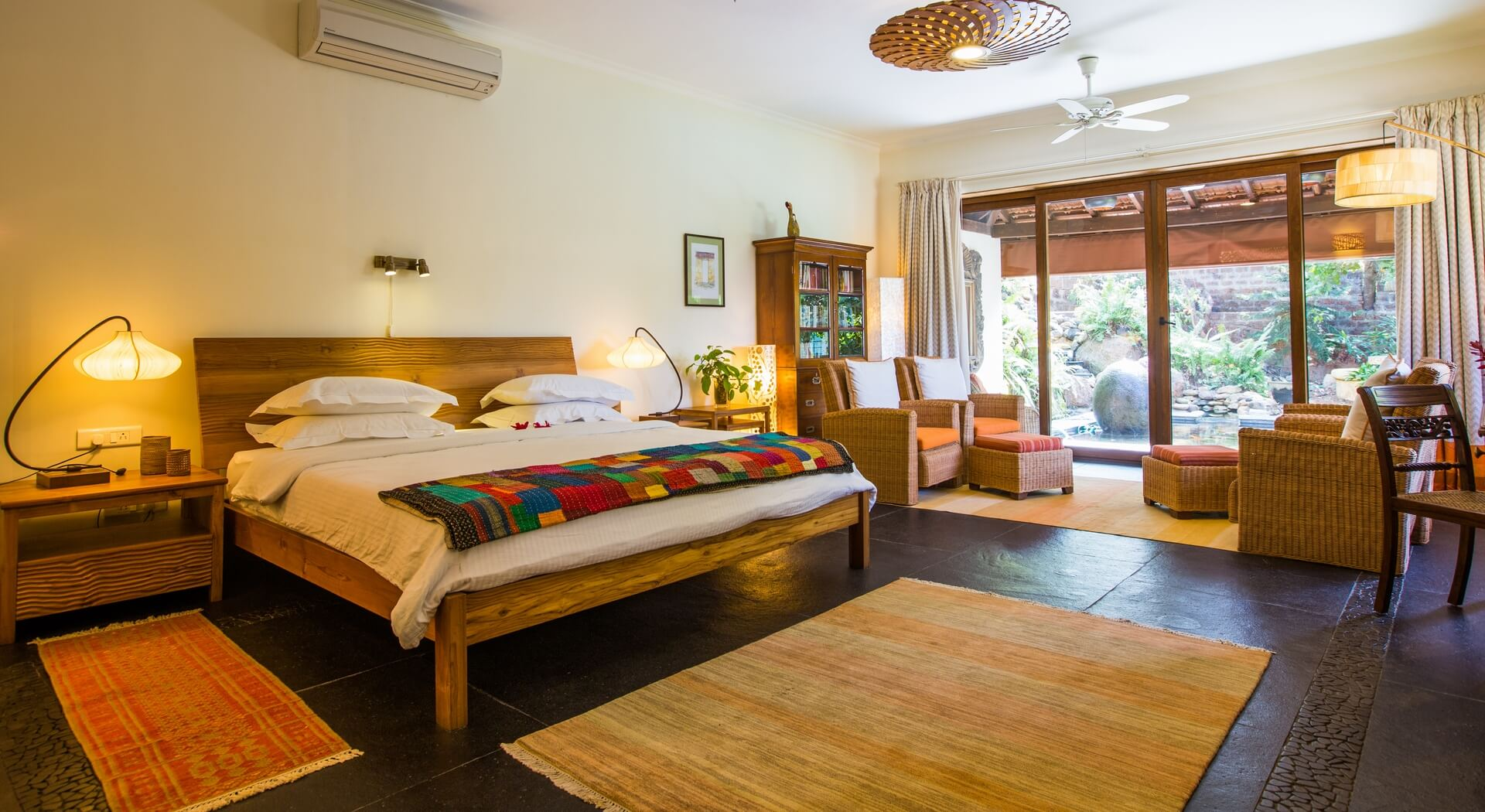 Luxury rental villa in Goa