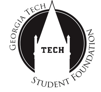 Georgia Tech Student Foundation logo