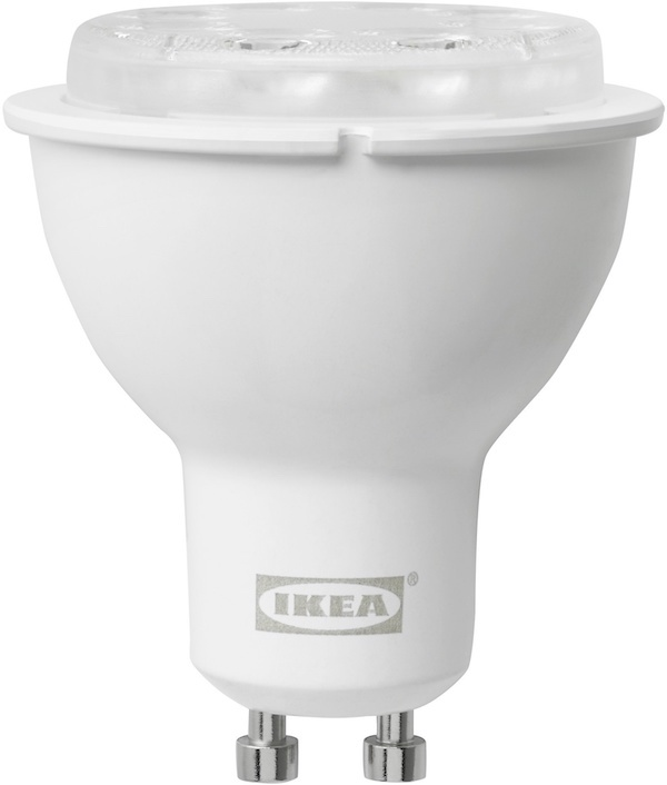Ikea Tradfri GU10 dimmable led
