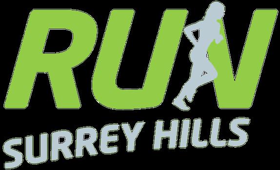 Run Surrey Hills Logo