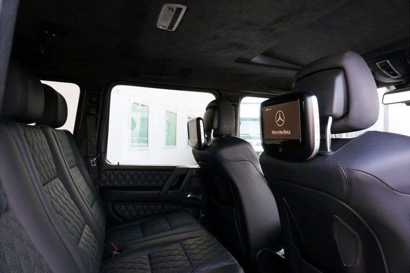 Mercedes-Benz G-Klasse 63 AMG Designo *Orig NL *Sportuitlaat afbeelding 19