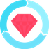 The RSpec logo.