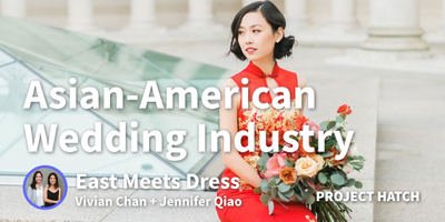 featured image thumbnail for post Bringing Asian-American Representation to the Traditional Wedding Industry