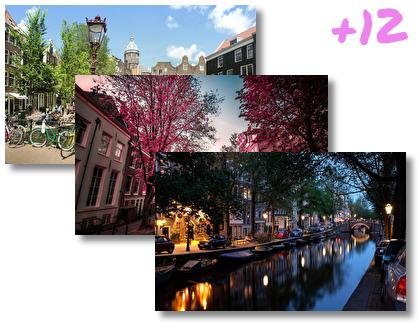 Amsterdam theme pack