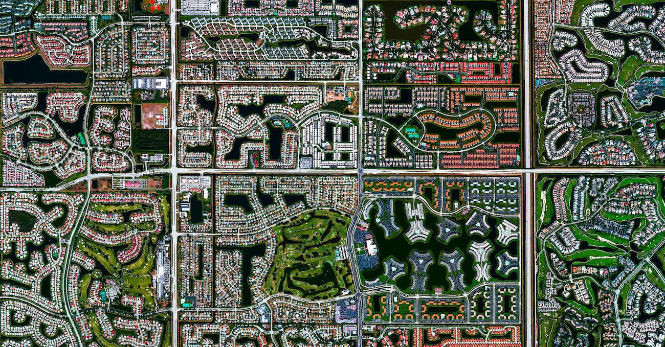 Boca Raton's legible landscape