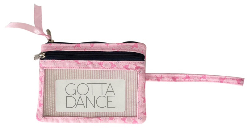 The Petting Zoo: Dance Wristlet