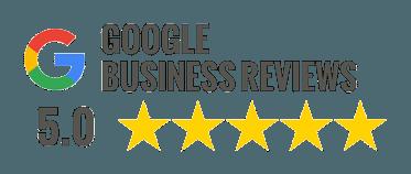 Rocketships 5 star google reviews