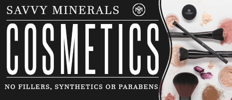 Savvy Minerals Cosmetics No Fillers Synthetics Or Parabens