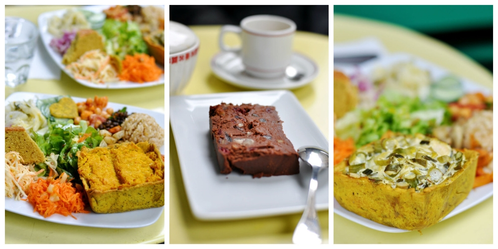 Paris Cafe Ginger