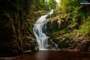 Atrakcja Wodospad Kamieńczyka. Pod Smerkami - Szklarska Poręba | Domki, Pokoje, Nocleg