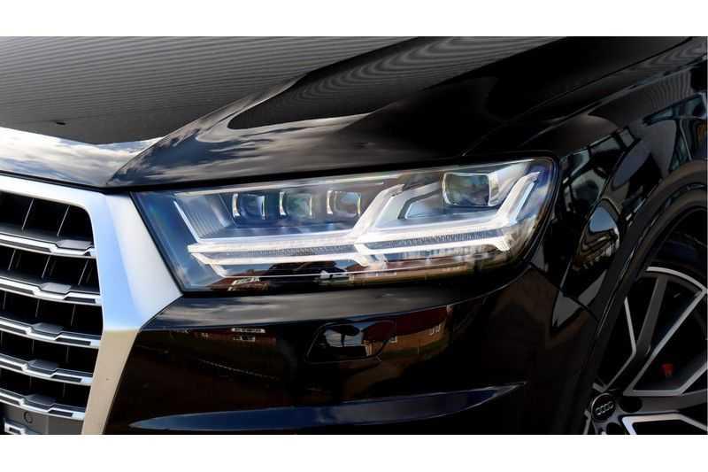 Audi Q7 4.0 TDI SQ7 quattro Pro Line + BOSE, Ruitstiksel, Carbon, Trekhaak afbeelding 19