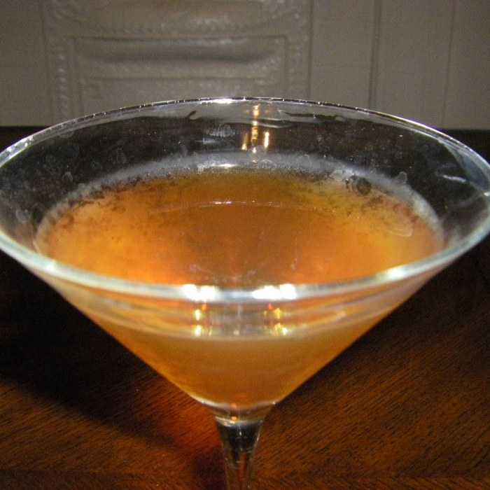 Kentucky Colonel Cocktail