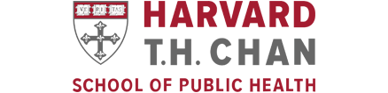 University of Harvard TH Chan Logo color