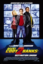 cover Agent Cody Banks 2: Destination London