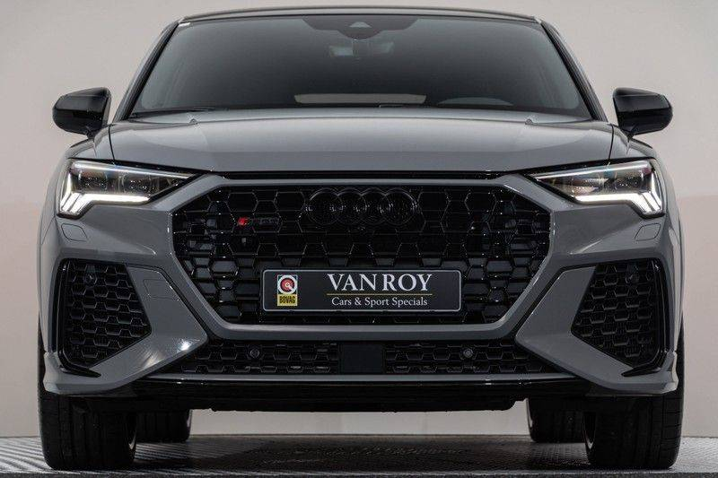 "Audi RSQ3 Sportback 2.5 TFSI 400pk Quattro Panoramadak BlackOptic B&O ValconaLeder+Memory Matrix Navi/MMI DriveSelect Keyless Trekhaak Camera 21"" Pdc afbeelding 11"