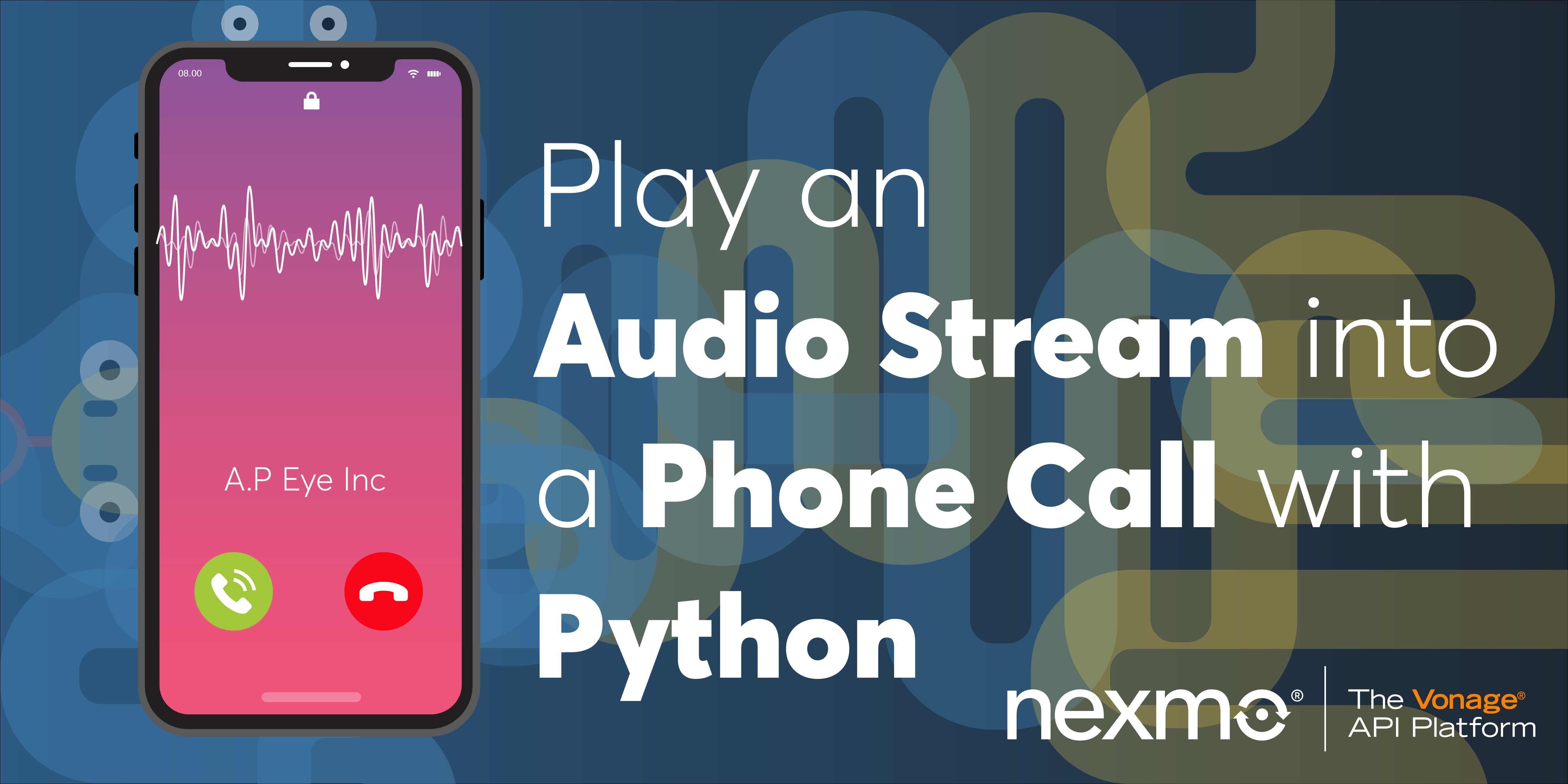 How to Play an Audio Stream into a Phone Call with Python