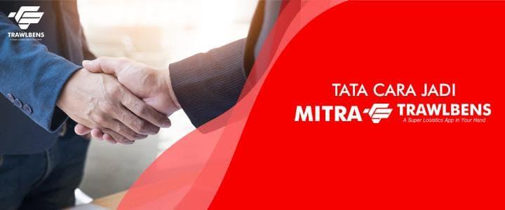Tata Cara Jadi Mitra Trawlbens