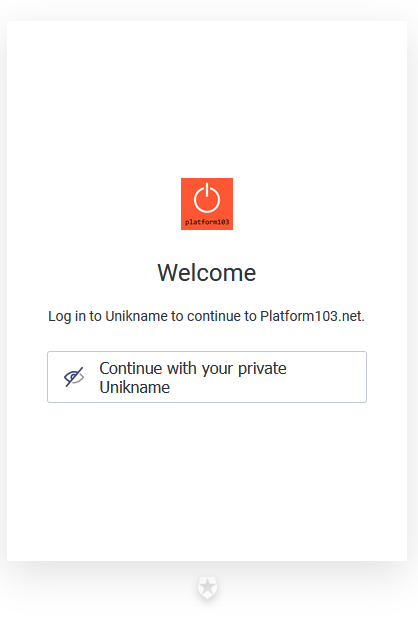 Auth0 with Unikname Connect