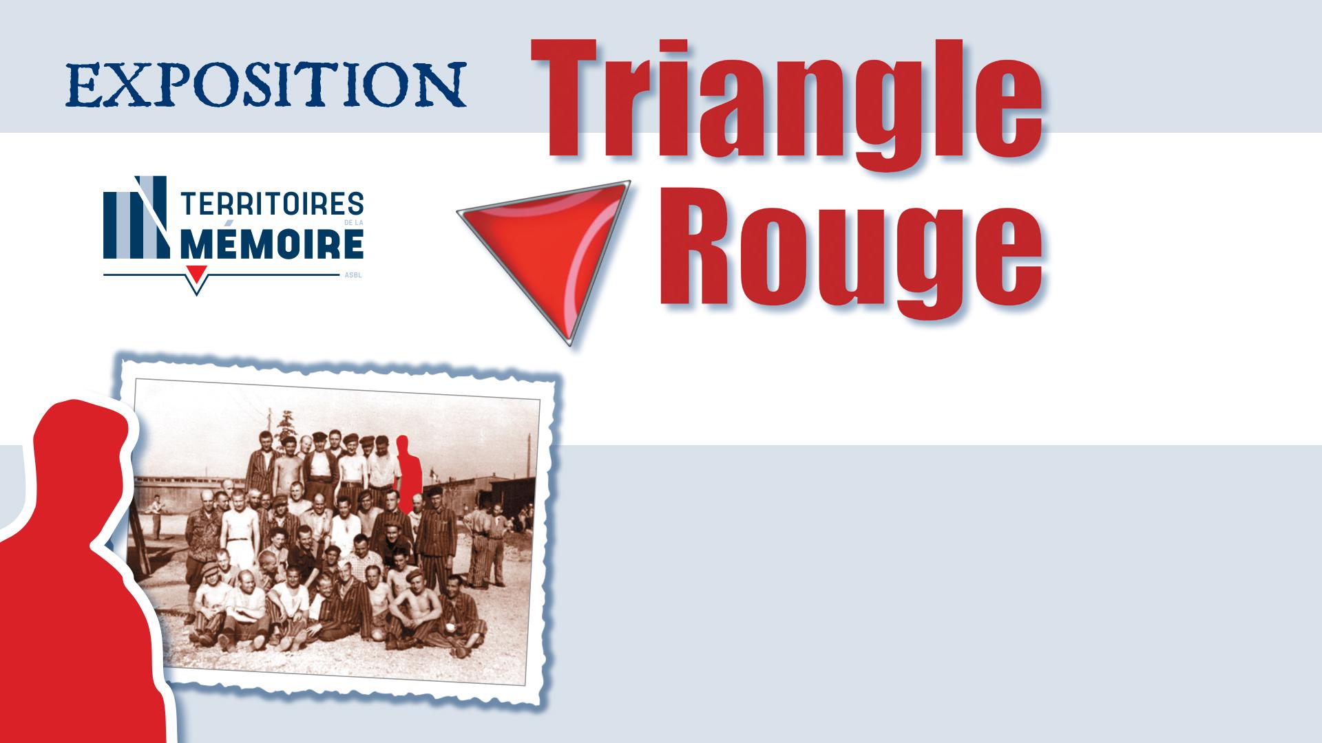 Exposition Triangle Rouge à Saint-Gilles