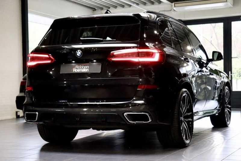 BMW X5 xDrive30d High Ex M-Sport NL|1Eig|22''|Shadow|HuD afbeelding 4