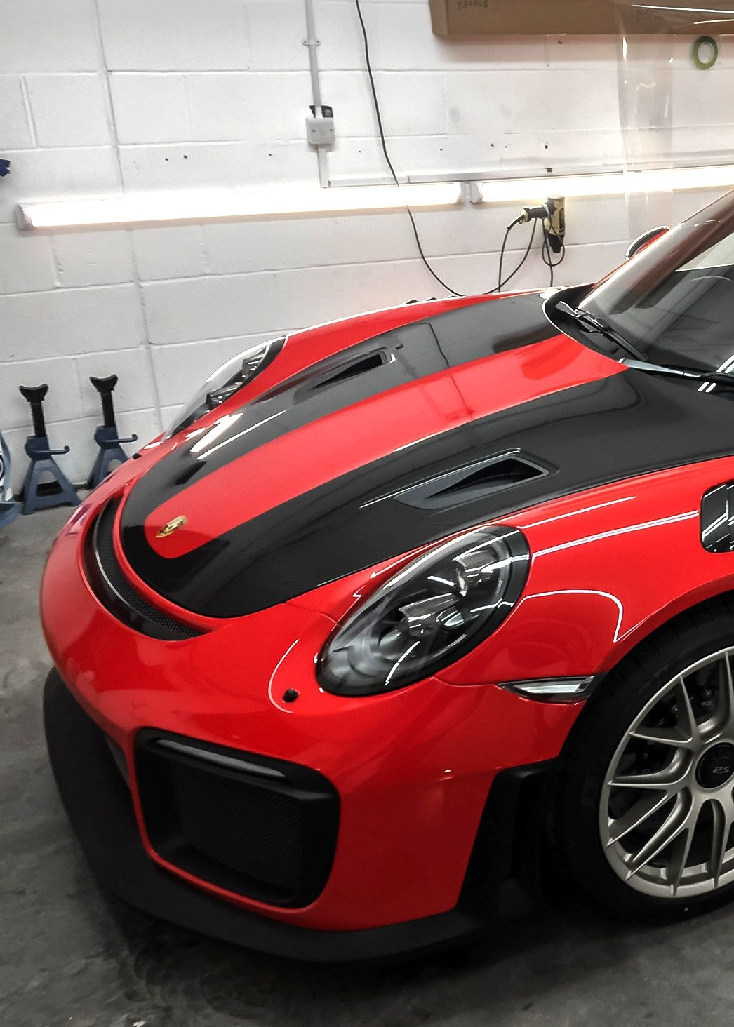 Porsche 911 GT2RS PPF