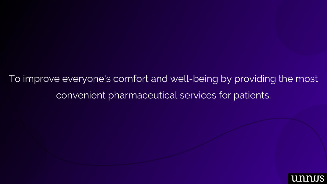 Picture of pharmacy mission statement