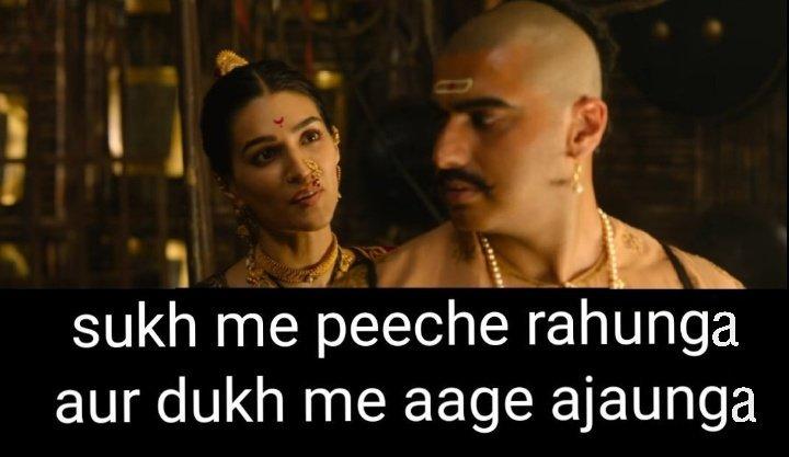 Arjun Kapoor in Panipat Trailer Sukh mein Peeche Rahunga Aur Dukh Mein Aage Aa Jaunga
