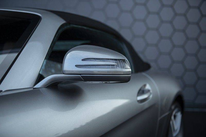 Mercedes-Benz SLS Roadster 6.3 AMG Carbon Pack + MIDDLE GRAY HIMALAYAS + Full Carbon Motor afdekking afbeelding 18