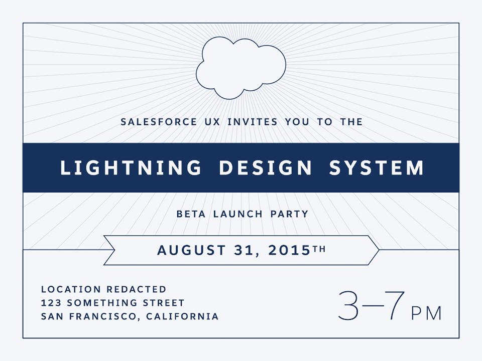 Salesforce Lightning Design System logo