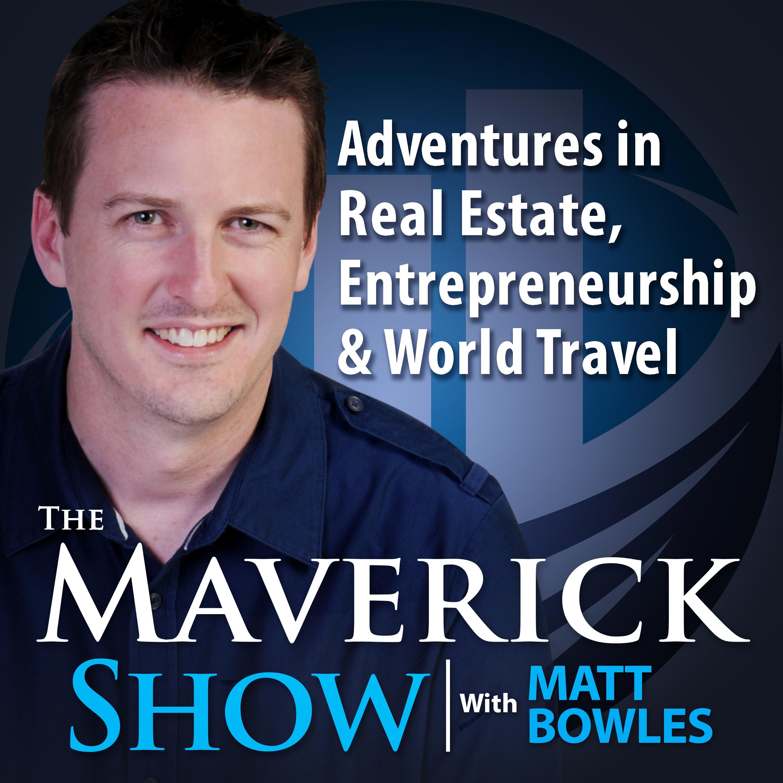 themaverickshow.com logo