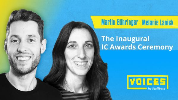 The Inaugural IC Awards Ceremony