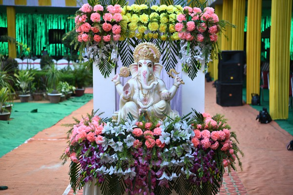 manikya court welcome ganesha