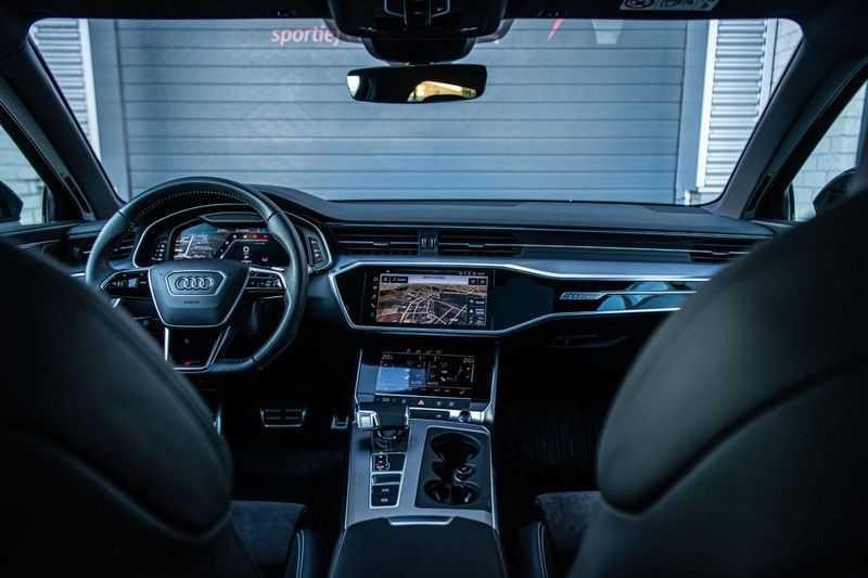 Audi S6 Avant 3.0 TDI Quattro, 350 PK, Luchtvering, S/Supersportstoelen, Luchtvering, Pano/Dak, Top View, B&O, Matrix LED, 2019!! afbeelding 2