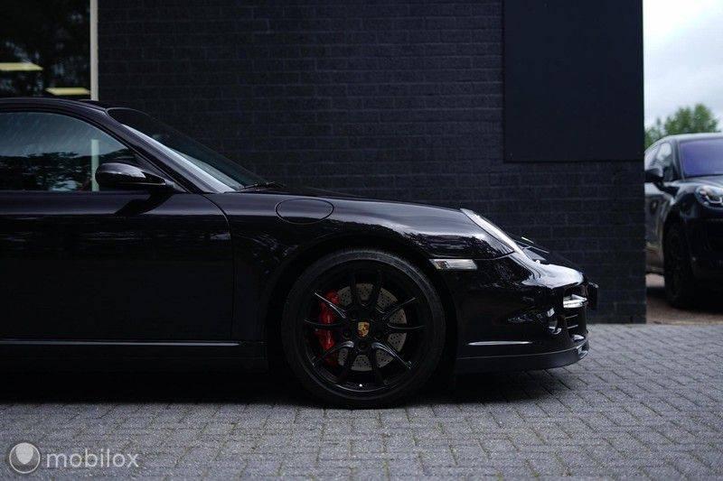 Porsche 911 997 3.6 Turbo   sport chrono afbeelding 9