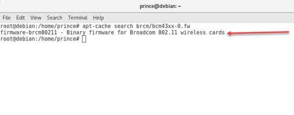 missing firmware found debian