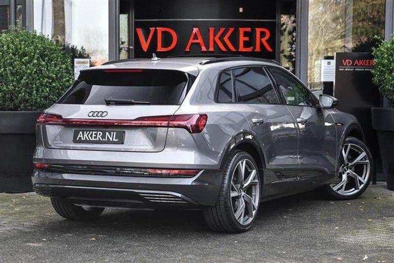 Audi e-tron 55 QUATTRO ADVANCED MASSAGE+PANO.DAK NP.126K afbeelding 2