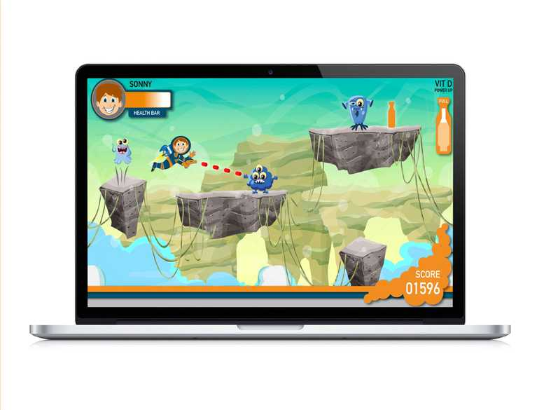 planet altavita gameplay screenshot